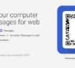 Android Messaging Receives Browser Version
