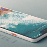 Pixel 3 XL: their first real images of their supposed prototype are filtered