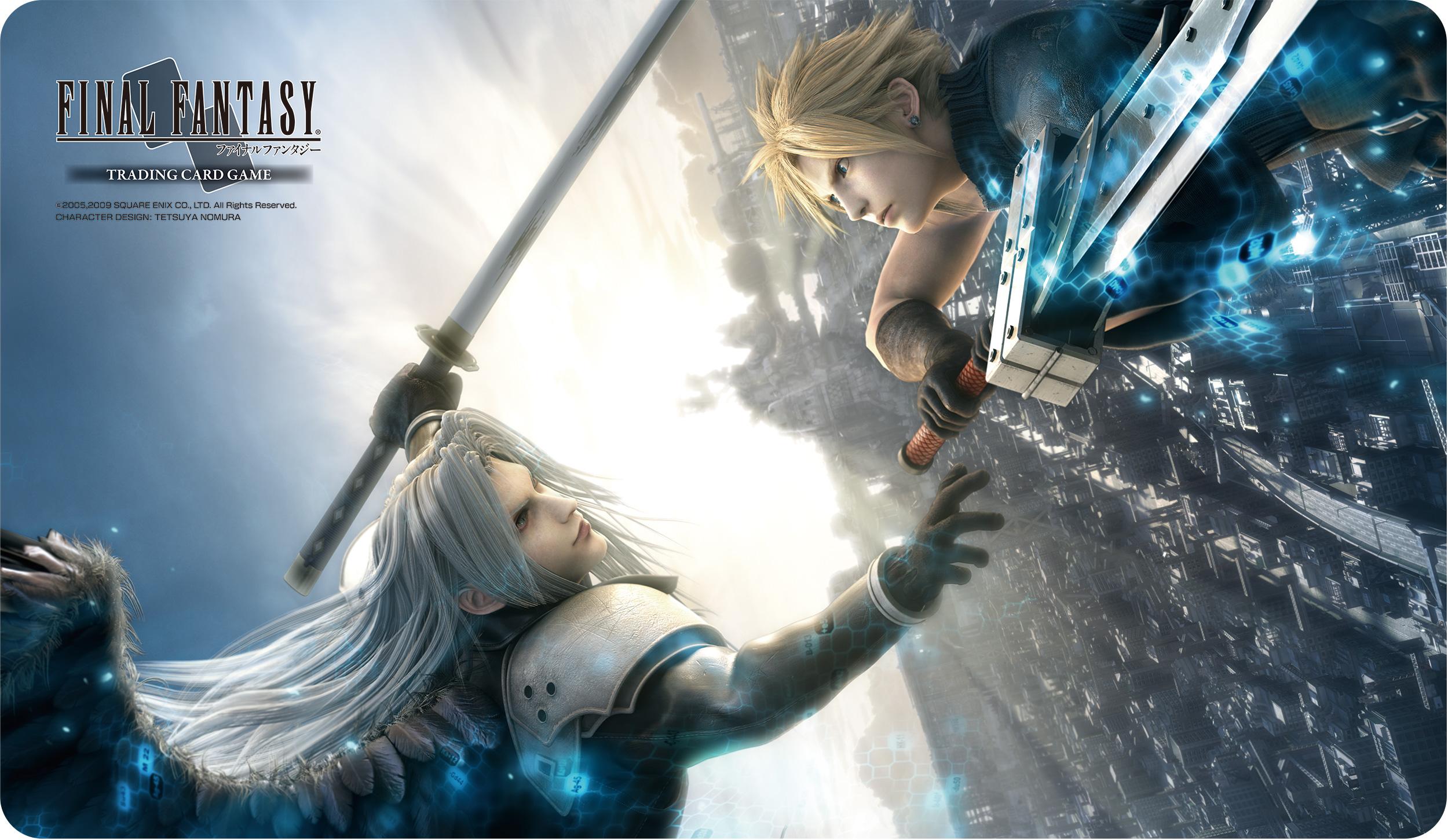 Final Fantasy Saga