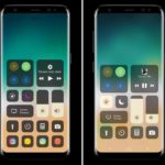 Achieve iOS 11 as Control Center on an Android device