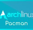 How to install and remove a package group in Arch Linux