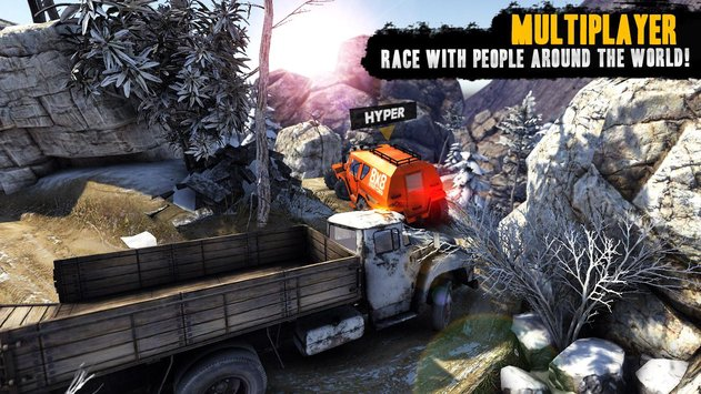 Truck Driver: Offroad 2
