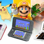 Nintendo 3DS is popular with children