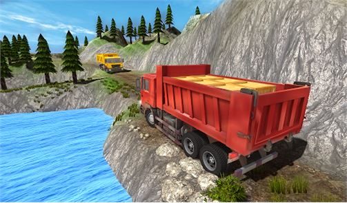 Truck Driver Extreme 3D for PC | TechniBuzz com