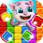 Cat Paradise Cube Puzzle on PC