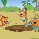 Three Kota: Sea Adventure Cartoon game from STS for PC