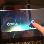 How to calibrate touch glass on Asus tablets