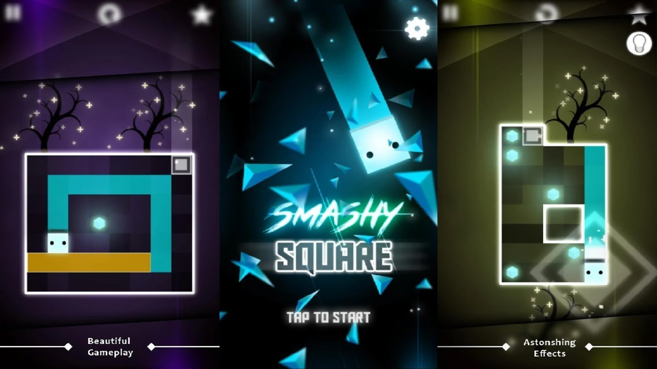 Smashy The Square
