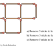 Matchstick puzzles for PC