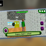 Baldi adventure run for PC