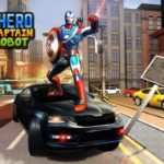 Super Captain Flying Robot City Rescue Mission for PC